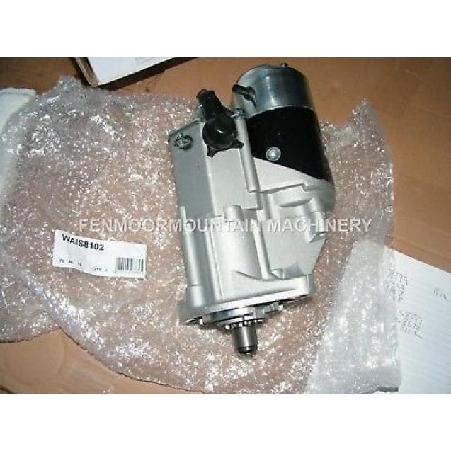 Starter Motor WAI 8102 Denso 128000-0490,128000-0491, Isuzu 1811002340 and other
