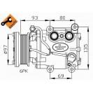 NRF 32247 Compressor, air conditioning